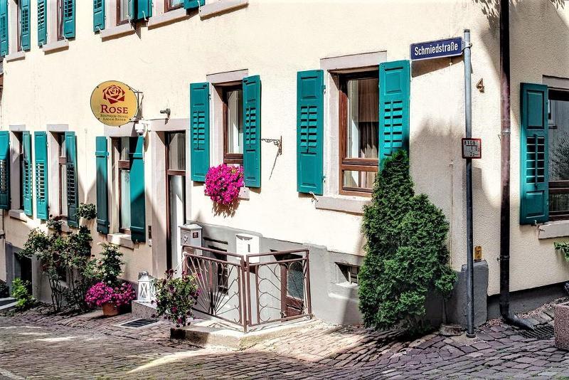 Boutique Hotel Rose Baden Baden