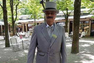 Turgenev Kostümführung Baden-Baden