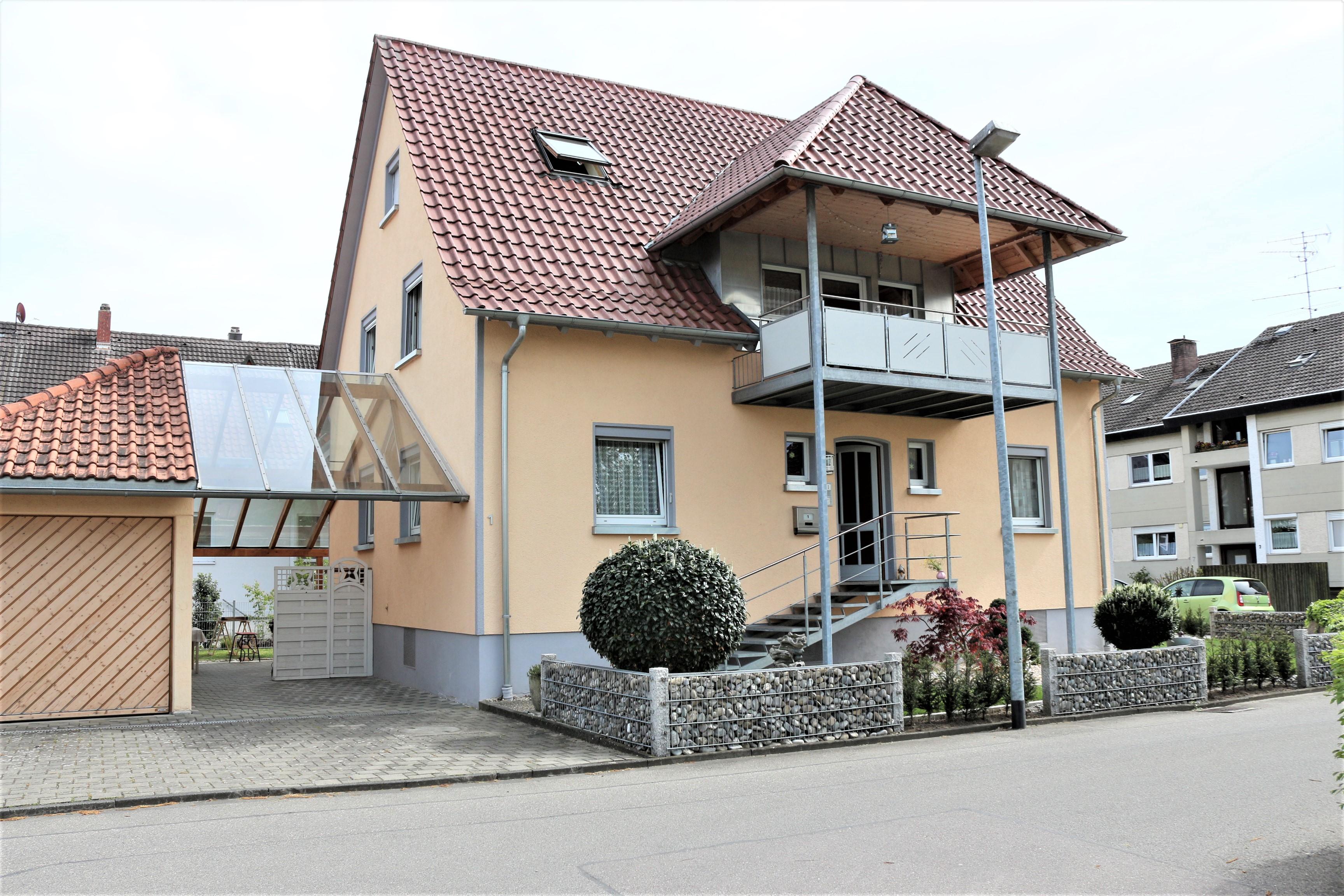 Ferienwohnung Würfel, (Radolfzell-Markelfinge Ferienwohnung
