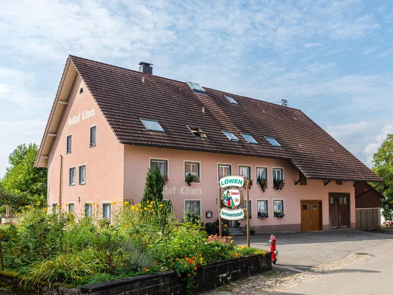 Landgasthof Und Hotel Lowen Ferienwelt Sudschwarzwald