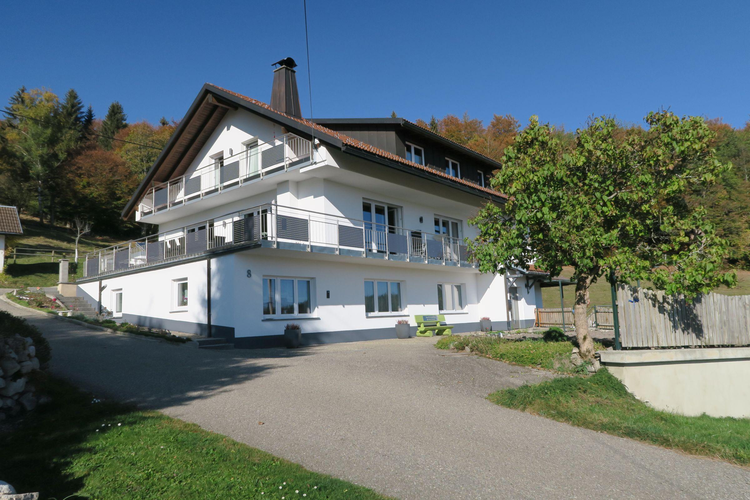 Haus Fritz, (Dachsberg). Ferienwohnung, 50qm, 1 Sc