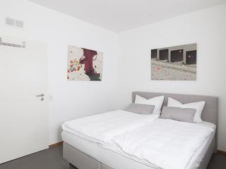Jakobsgasse 29 Schlafzimmer