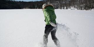 Schneeschuhwanderung mit Frühstück / Urheber: Original Landreisen AG / Rechteinhaber: © Original Landreisen AG