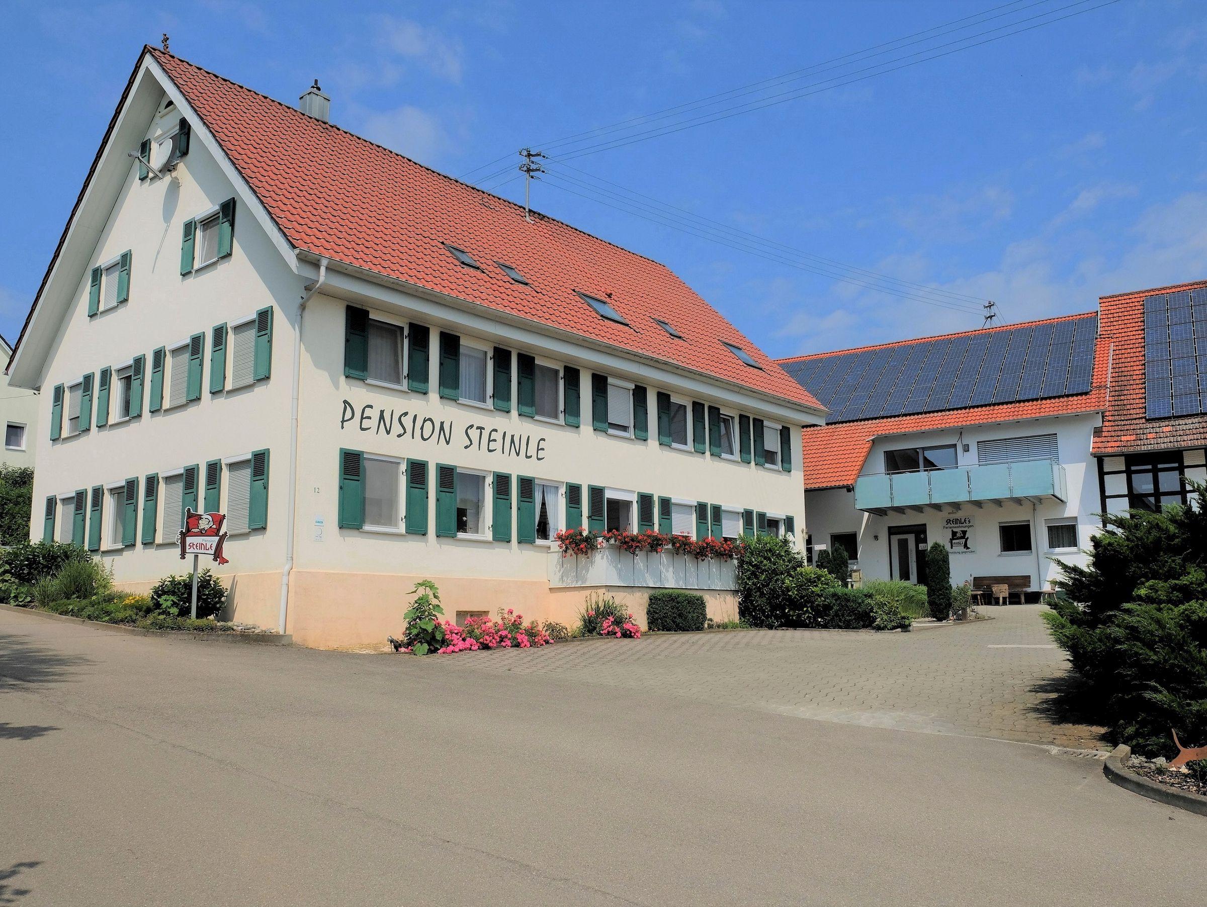 Pension Steinle, (Erbach-Donaurieden). Ferienwohnu Ferienwohnung