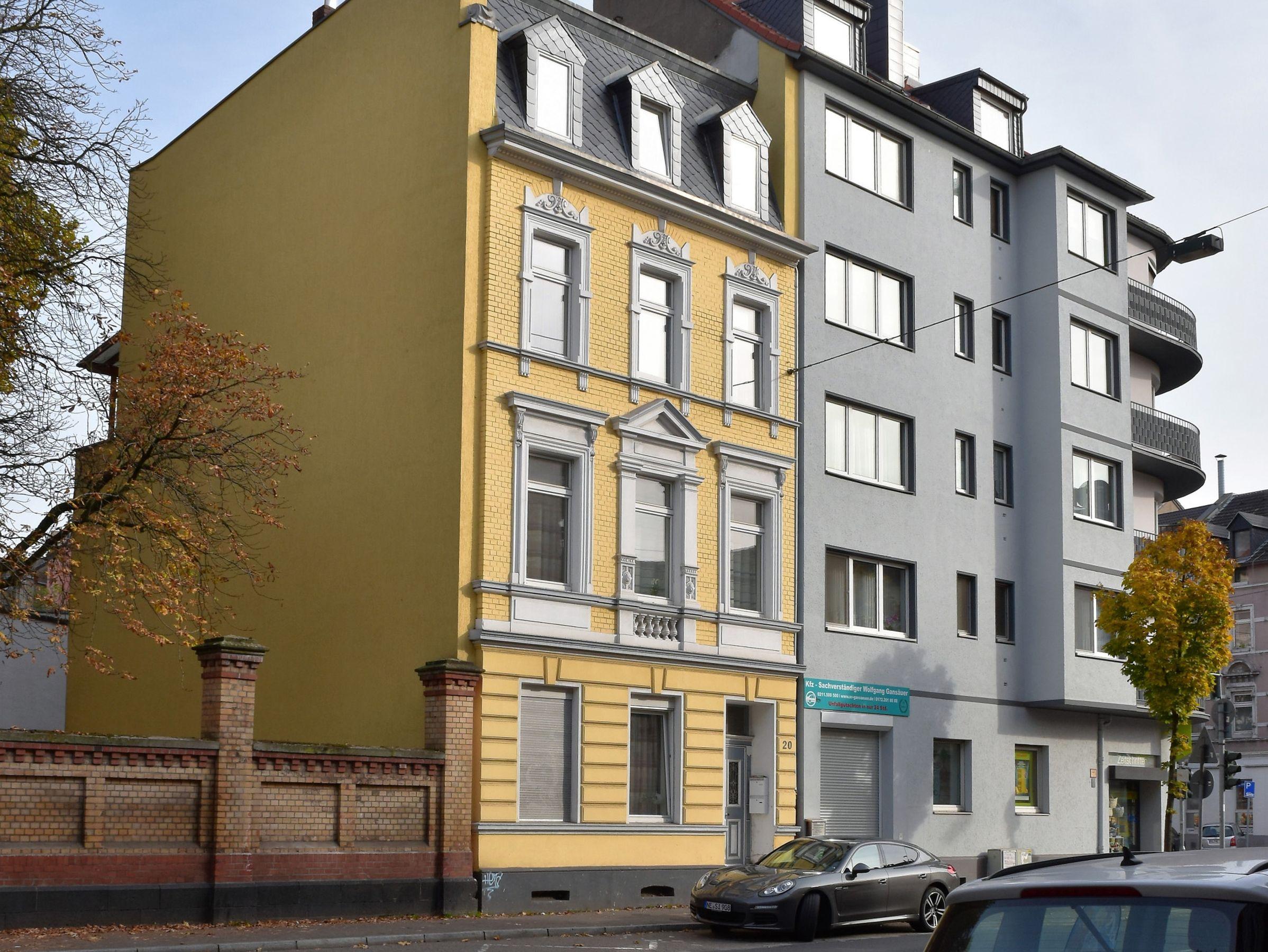 Ferienwohnung Düsseldorf D05-D08, (Düsseldorf). Ferienwohnung D08, 70 qm, 2 Schlafzimmer, 1 Wohn-/Schlafzimmer, max. 7 Personen