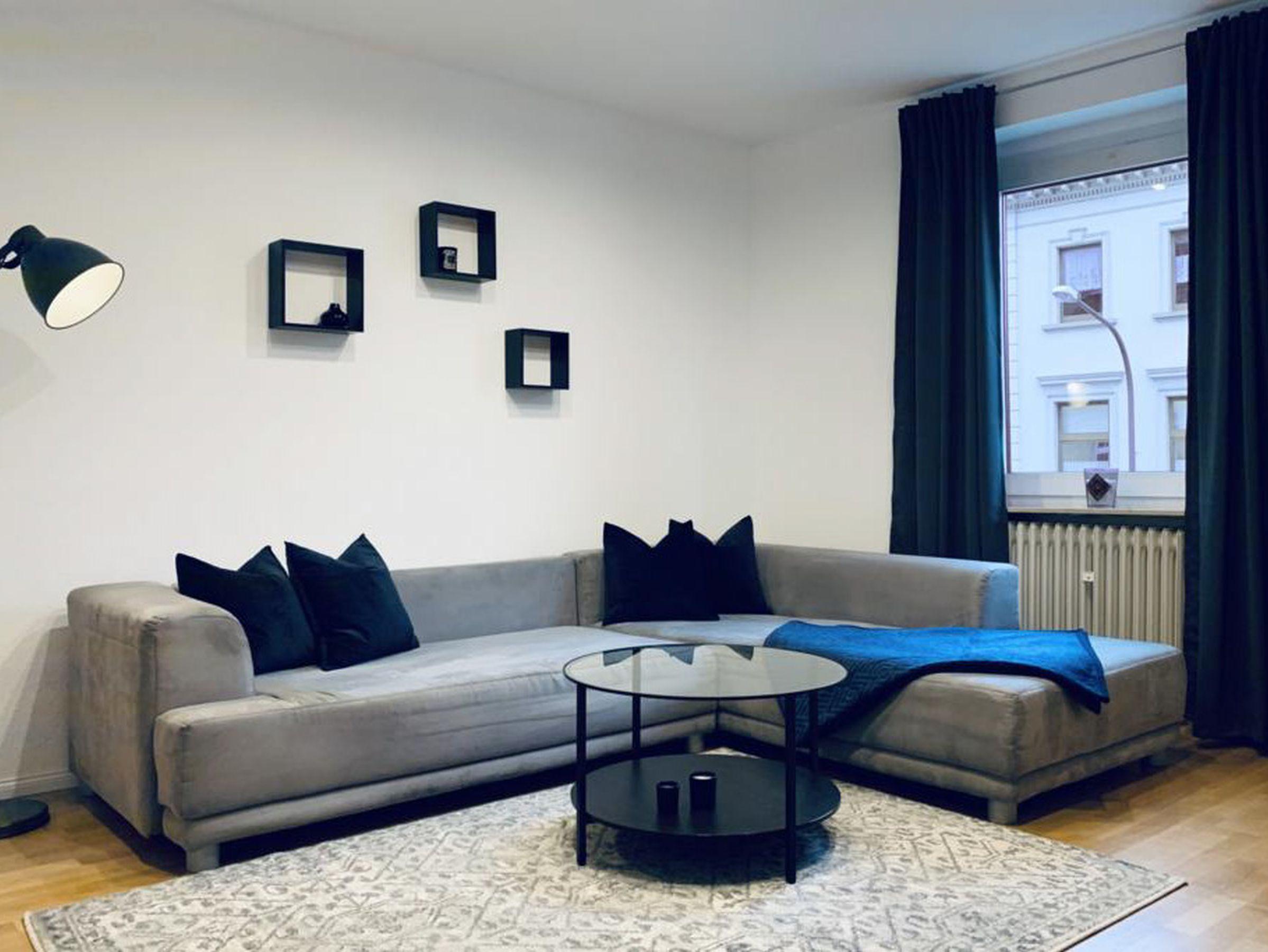 modern apartment (WU08). Apartment mit 1 Schlafzim Ferienwohnung  Bergisches Land