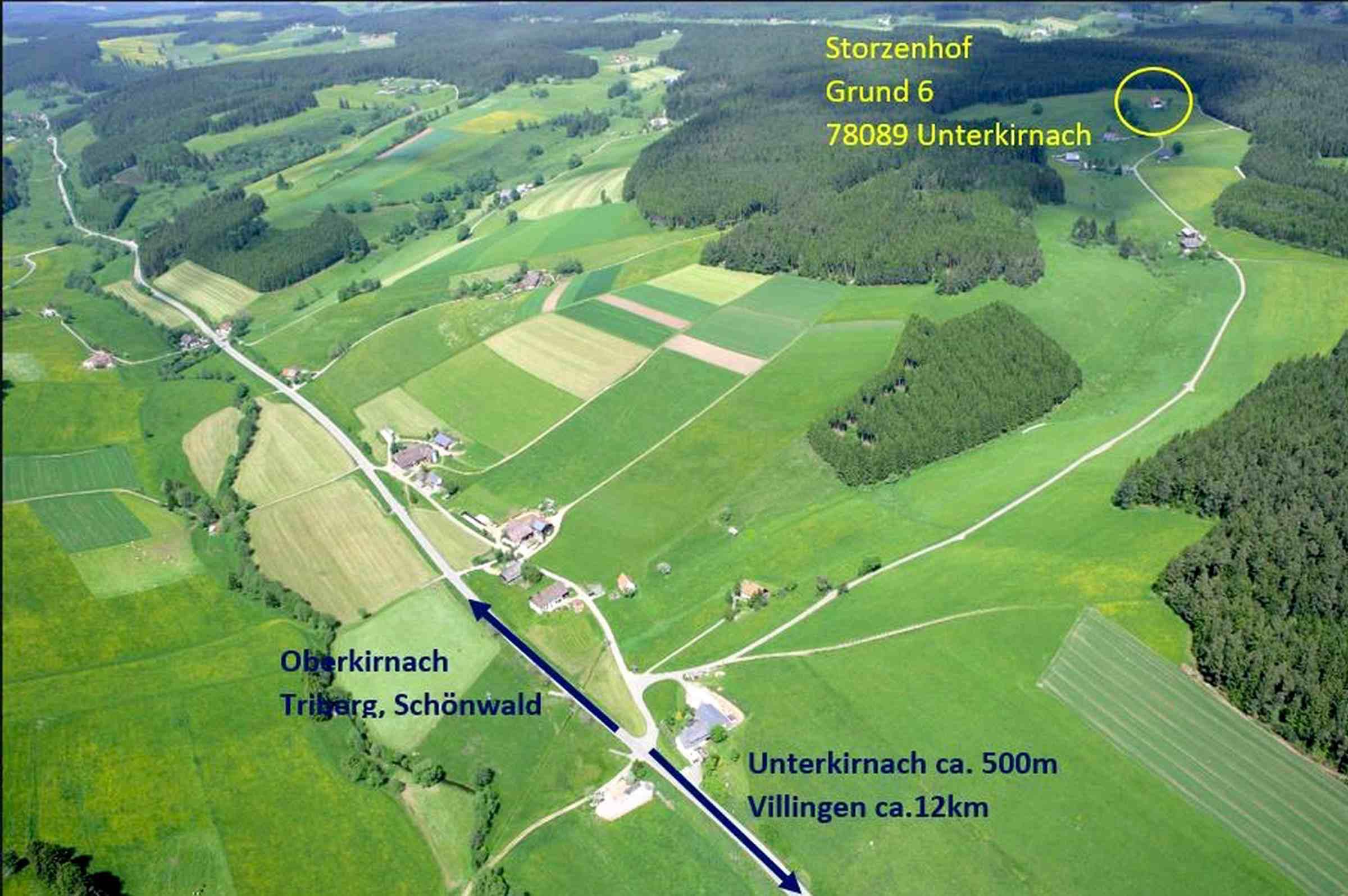 Ferienwohnung Storzenhof, (Unterkirnach). Ferienwohnung, 140qm, 3 Schlafzimmer, max. 8 Personen (2790199), Unterkirnach, Schwarzwald, Baden-Württemberg, Deutschland, Bild 6