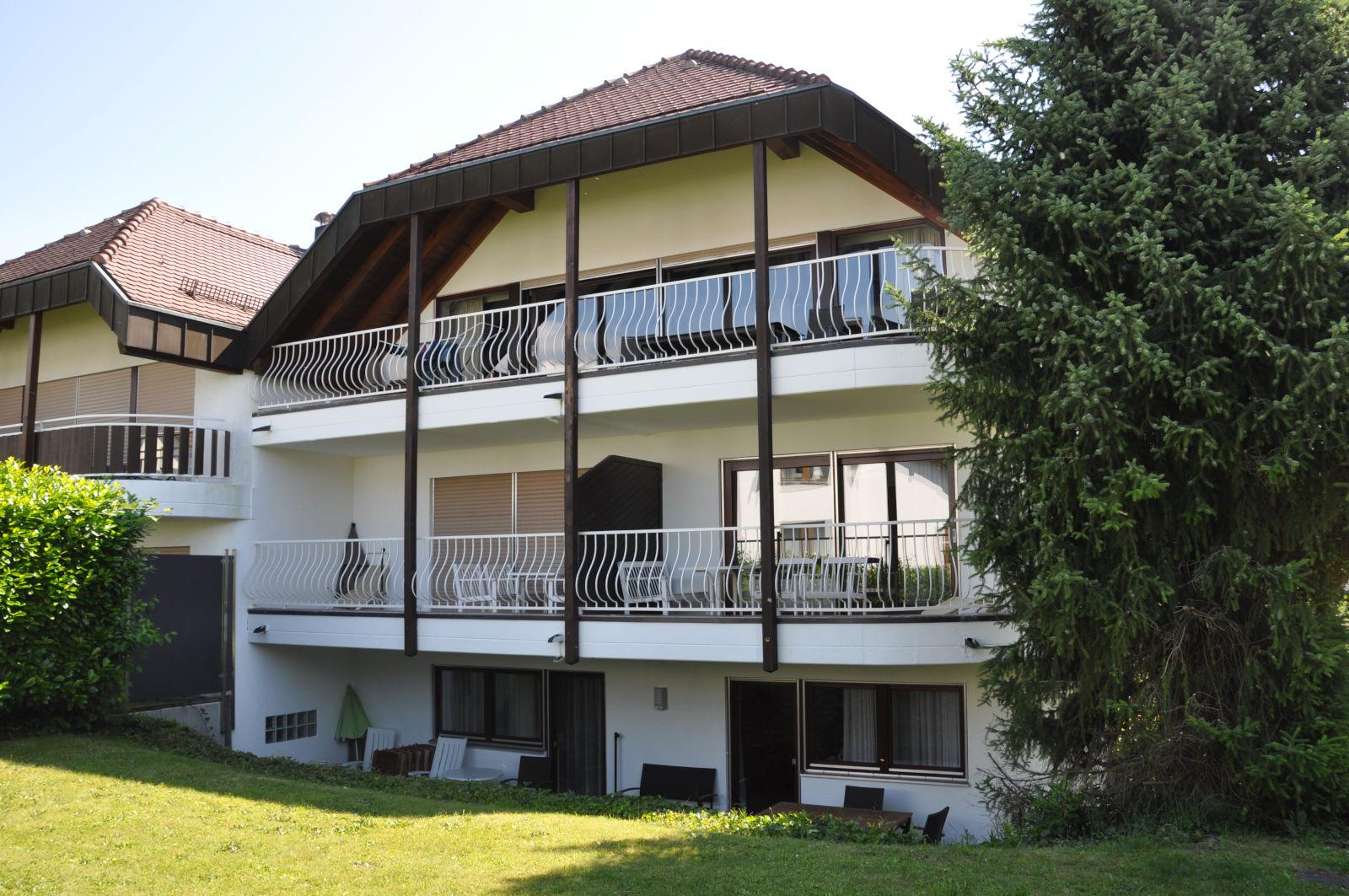 Haus Kubus, (Langenargen). Ferienwohnung 2, 68qm,