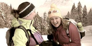 Winterreise Wellness & Hütte / Urheber: Original Landreisen AG / Rechteinhaber: © Original Landreisen AG