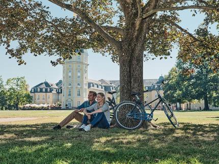 Wohlfühlorte, Fahrradtour mit dem eigenen Rad