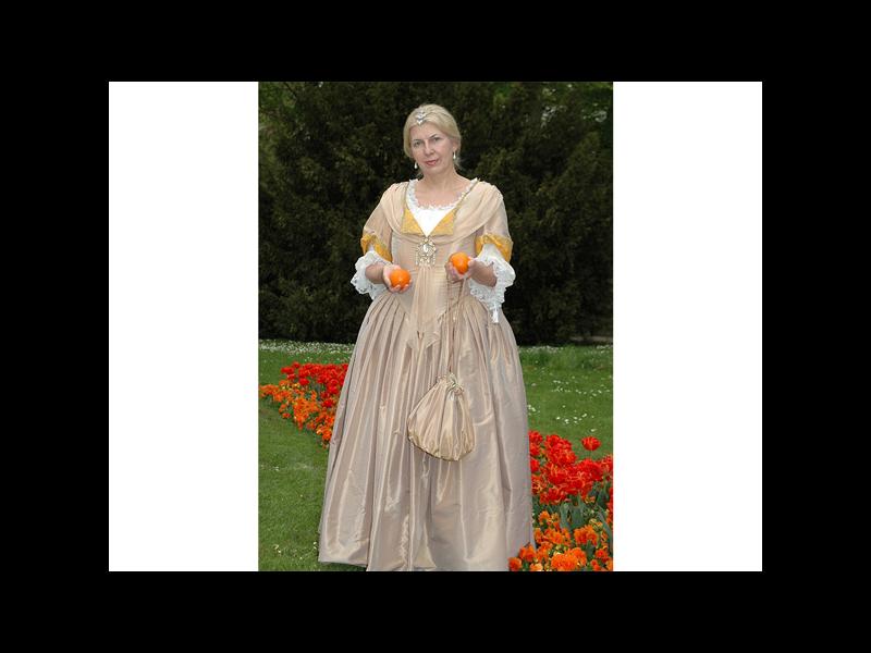 Ein Frau Stück - Auf den Spuren der Markgräfin Magdalena Wilhelmina / Urheber: Susanne Hilz- Wagner / Rechteinhaber: © Susanne Hilz- Wagner