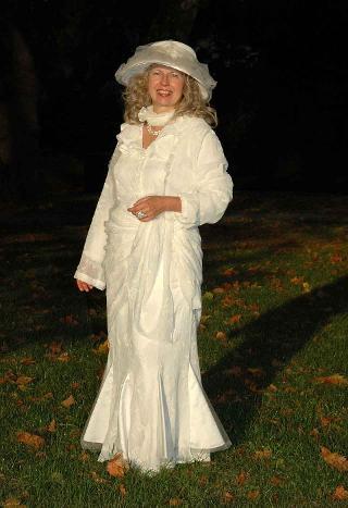 'Die weiße Frau vom Turmberg'