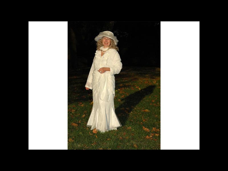 Die weiße Frau vom Turmberg, Das Original / Urheber: Susanne Hilz-Wagner / Rechteinhaber: © Susanne Hilz-Wagner