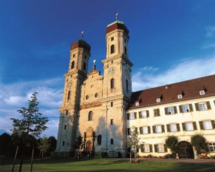 Kostümführung: Mit dem Mönch durch die Schlosskirche