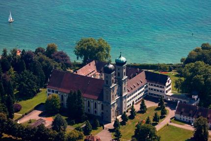 Klostererlebnistage Kostümführung: Schlosskirchenführung inkl. Weinprobe