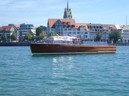 Geführte Schiffsrundfahrt mit der MS Seeschwalbe