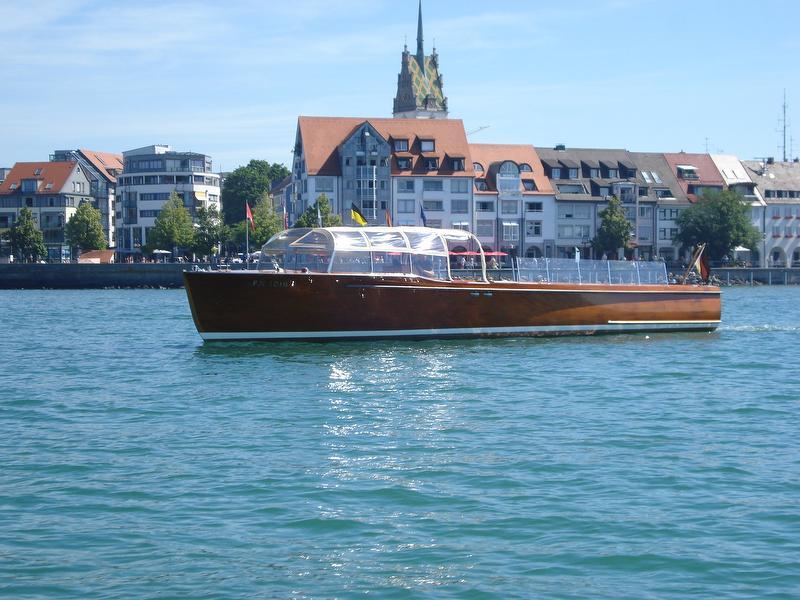 Seeschwalbe / Rechteinhaber: © Tourist-Information Friedrichshafen