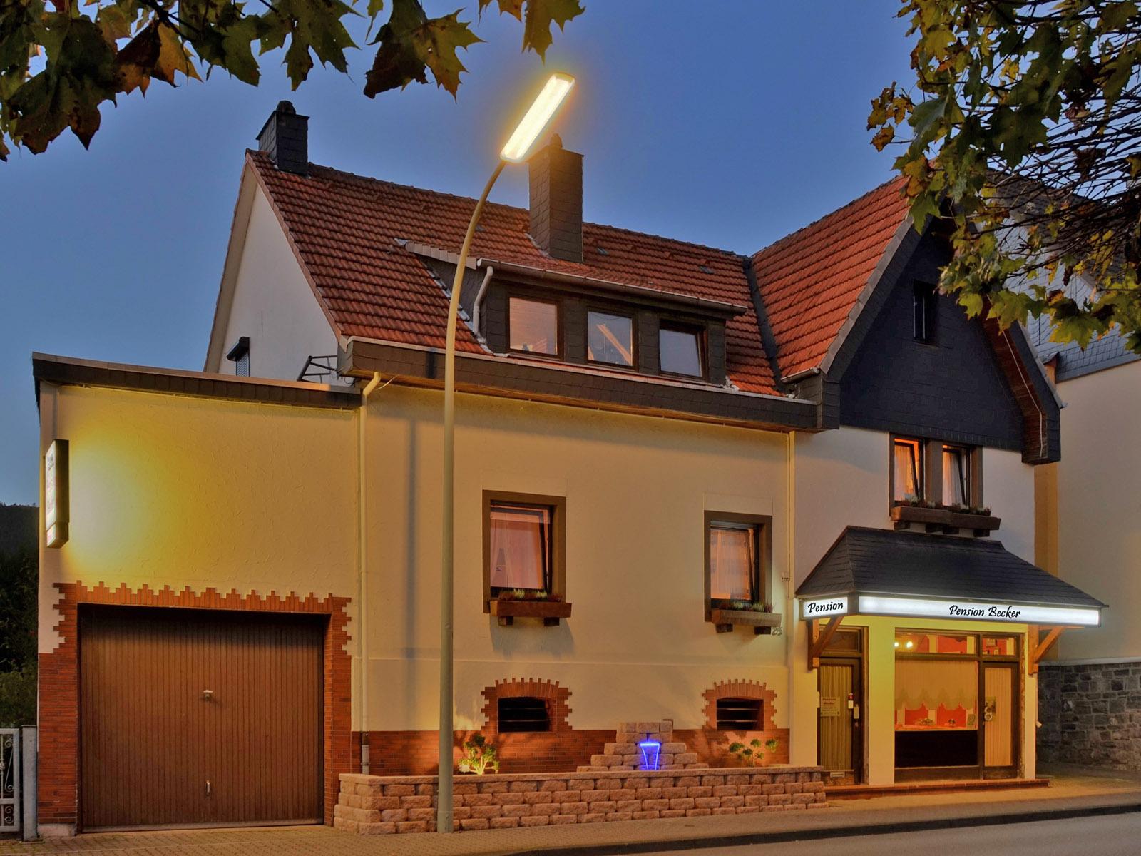 Pension Becker (Arnsberg)Pension Becker (Arnsberg) Ferienhaus in Nordrhein Westfalen
