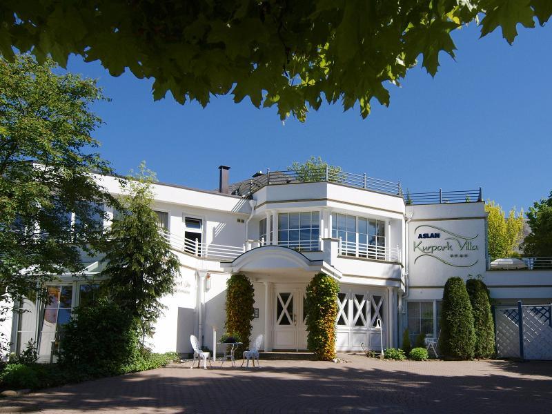 Hotel Aslan Kurpark Villa | Sauerland