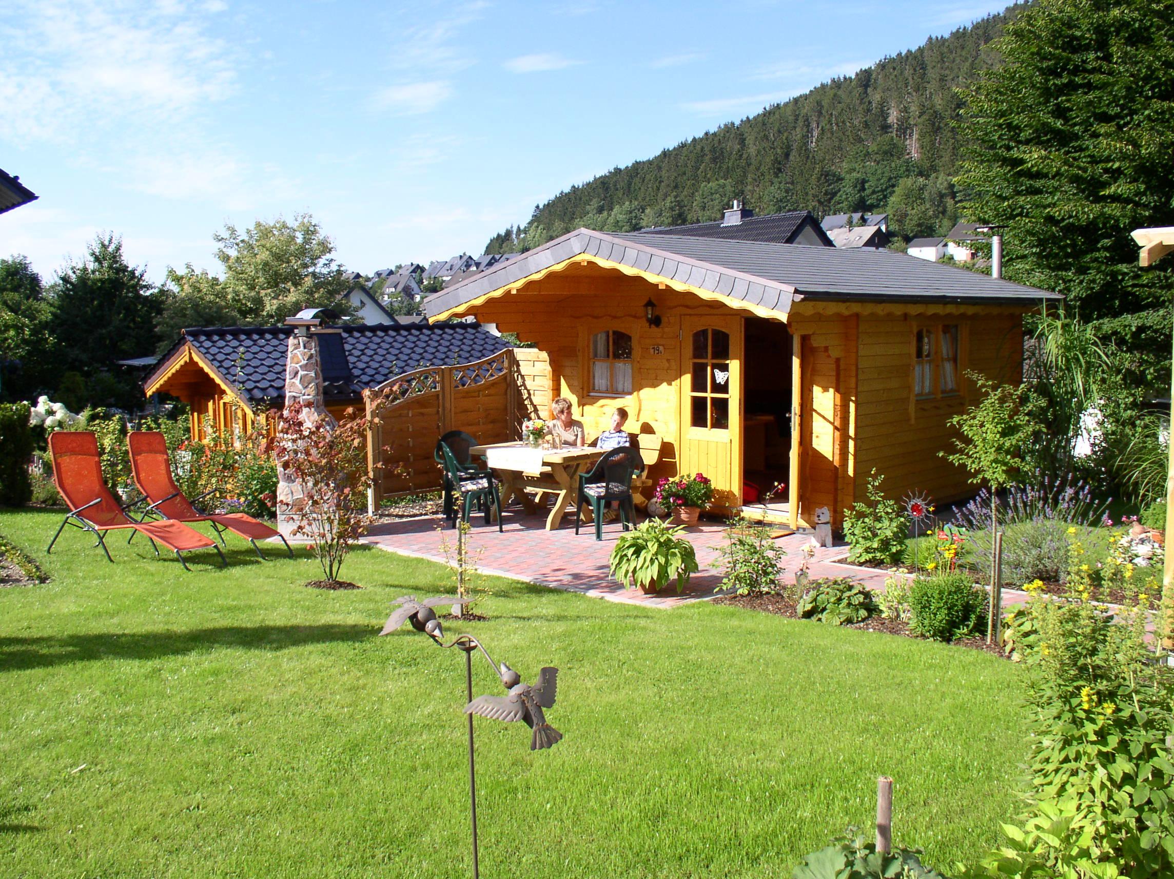 Ferienhaus Wiese (Olsberg). Ferienwohnung Ferienwohnung  Sauerland