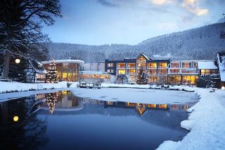 Park im Winter Hotel Deimann / Urheber: Hotel Deimann GmbH&Co.KG / Rechteinhaber: © Hotel Deimann GmbH&Co.KG