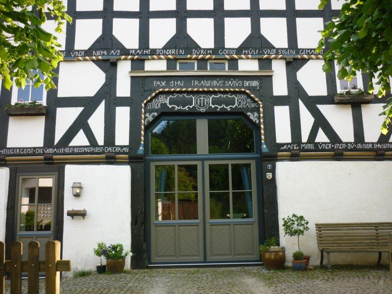 Holiday apartment Ferienwohnungen Kemper (Eslohe). Ferienwohnung 2 (1062326), Eslohe, Sauerland, North Rhine-Westphalia, Germany, picture 4