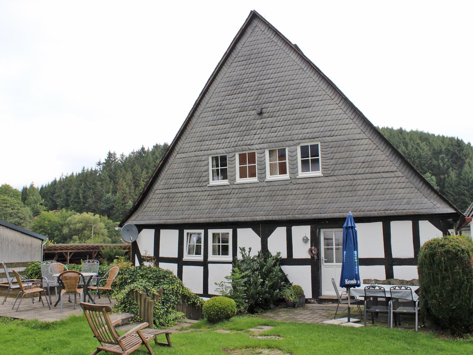 Holiday apartment Ferienwohnungen Kemper (Eslohe). Ferienwohnung 2 (1062326), Eslohe, Sauerland, North Rhine-Westphalia, Germany, picture 3