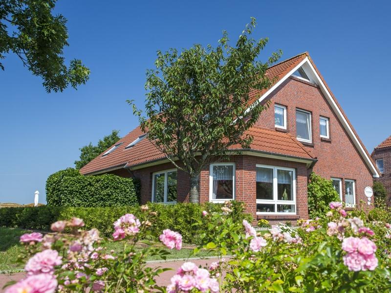 Adden Haus Wiesengrund Werdum Ferienwohnung 35322
