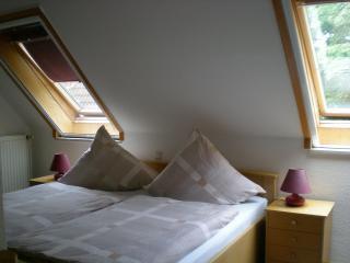 gemütlich schlafen unterm Dach