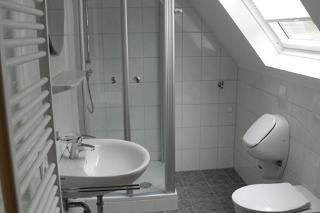 Badezimmer Obergeschoss