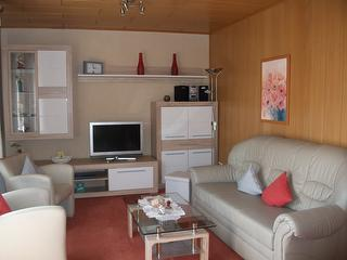 Wohnzimmer FEWO Ettelsberg