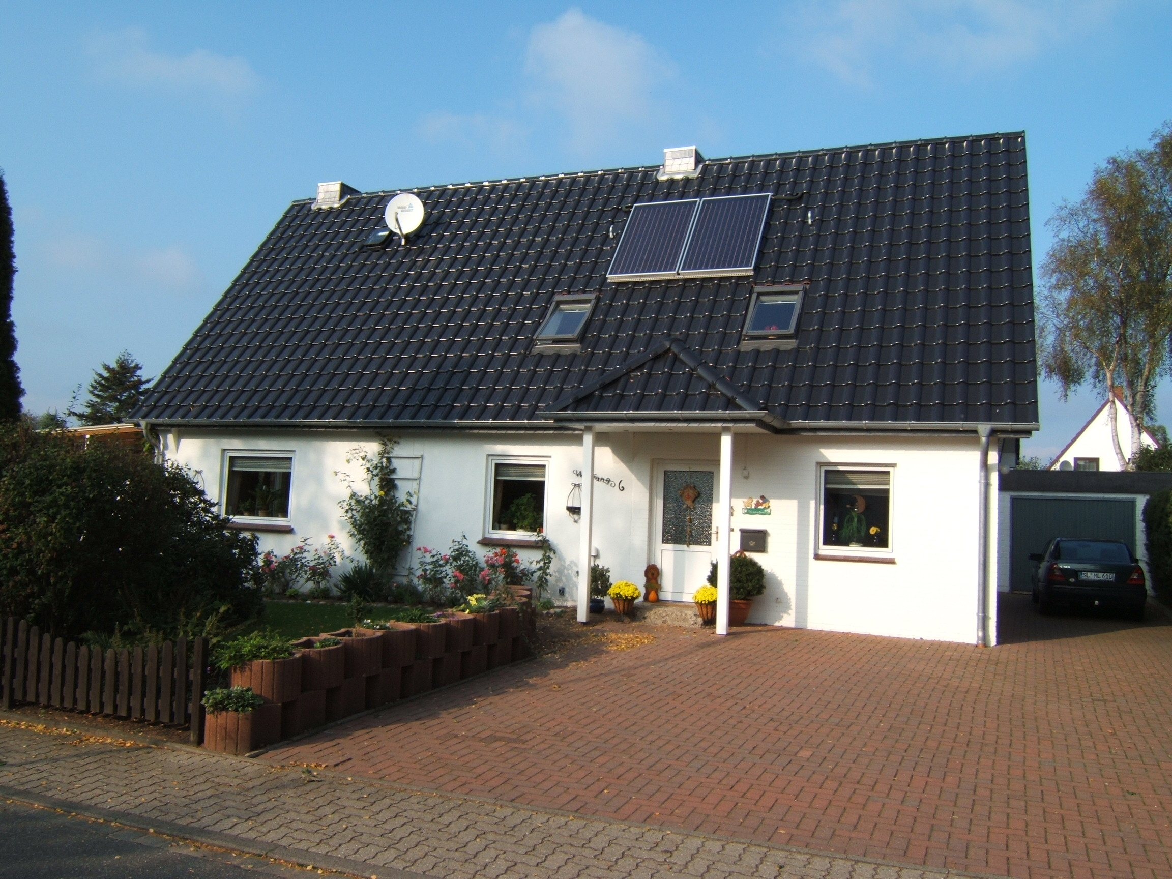 Ferienwohnung Wildfang (Schuby (bei Schleswig)). 3-Raum