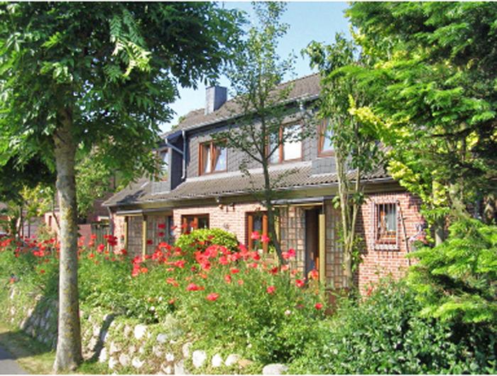 Haus Schröder - 062 (Büsum). Fewo- 2-Rau Ferienhaus  Büsum