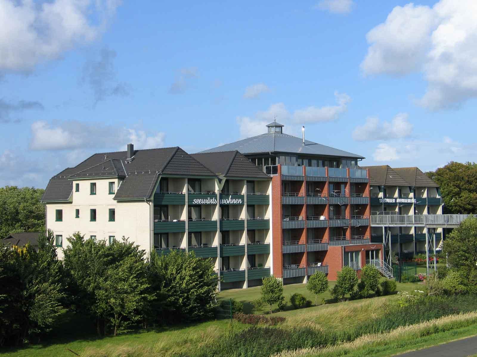 Seewärts wohnen - 074 (Büsum). Ferienwoh Ferienwohnung  Büsum