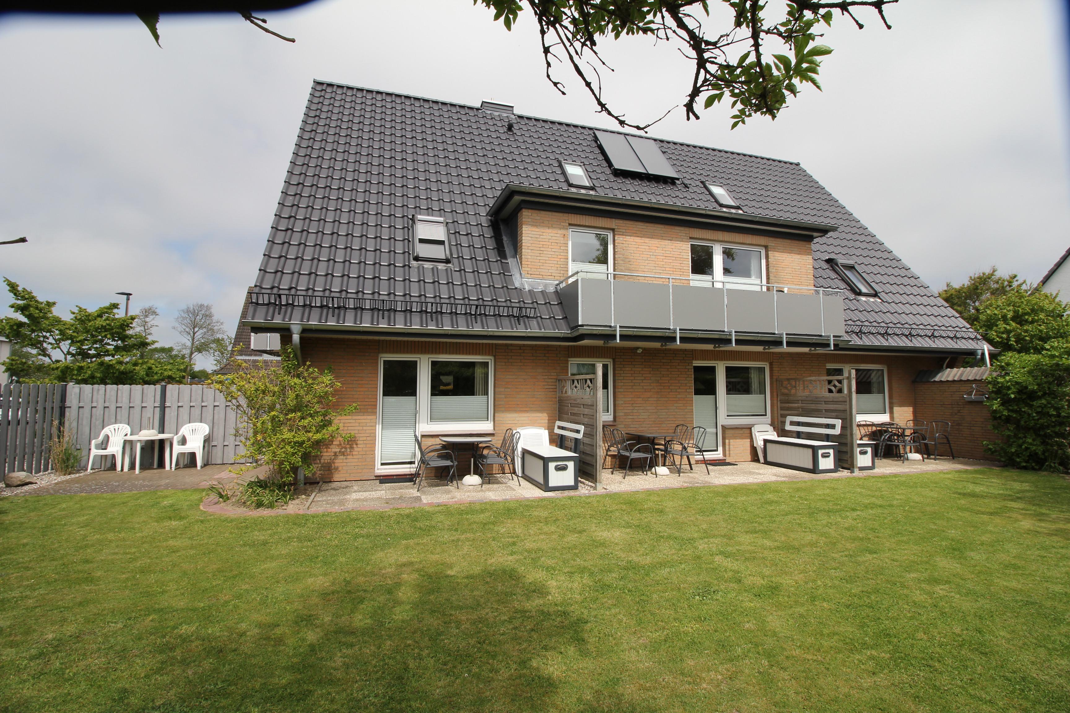 Haus Sonnenschein 084 Büsum Sylt 3 Raum Fewo 084 132