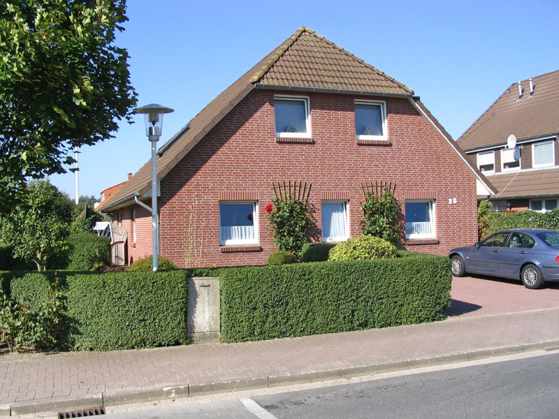 Haus Leißner - 172 (Büsum). FeWo-2-Raum