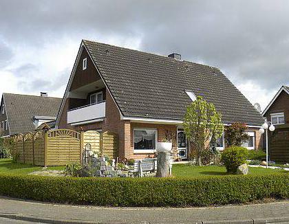 Haus Schmidt - 234 (Westerdeichstrich). 2-Raum-Fer