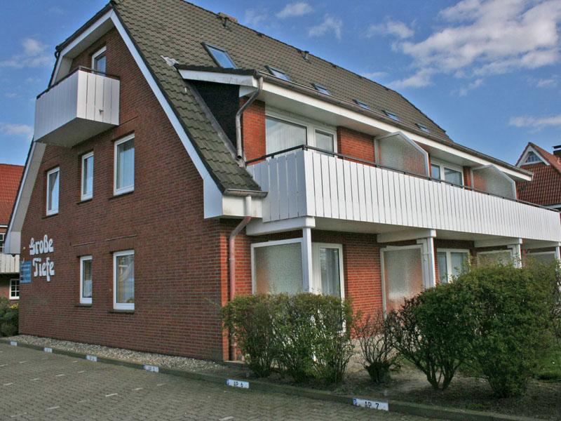 Ferienwohnung An der Großen Tiefe - 247 (Büsum). Ferienwg. 3-Ra.Nr. 247/003 (871852), Büsum, Dithmarschen, Schleswig-Holstein, Deutschland, Bild 4