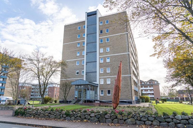 Haus Eggert - 323 (Büsum). Ferienwohnung-2-Ra Ferienwohnung  Büsum