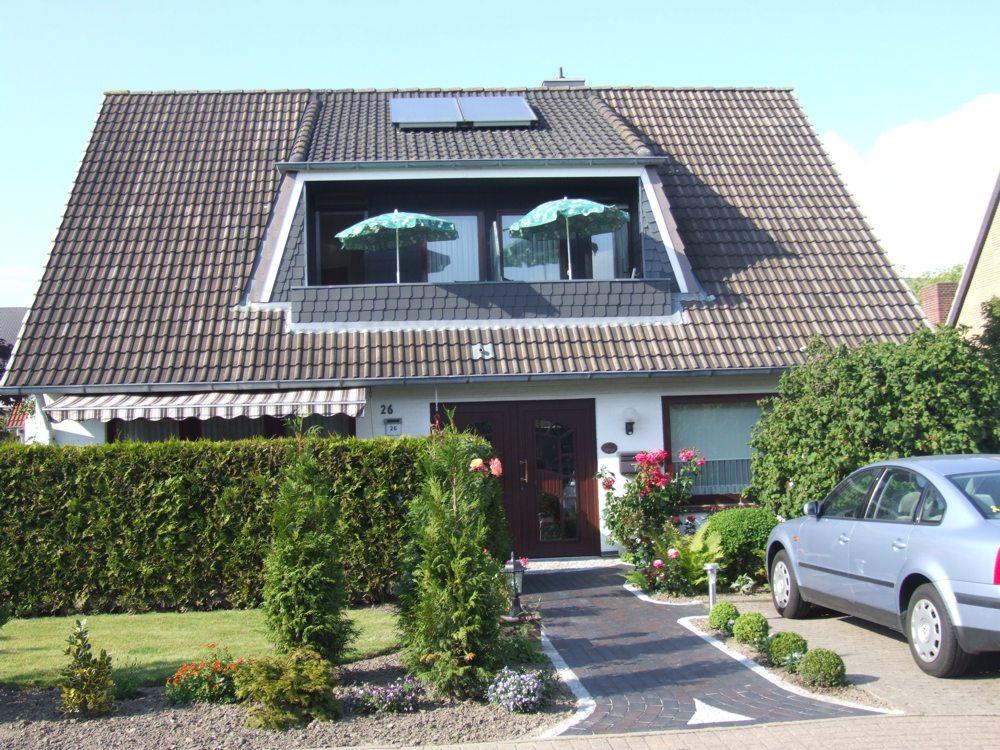 Haus Santjer - 365 (Büsum). Fewo.-2-Raum Nr.  Ferienwohnung  Büsum