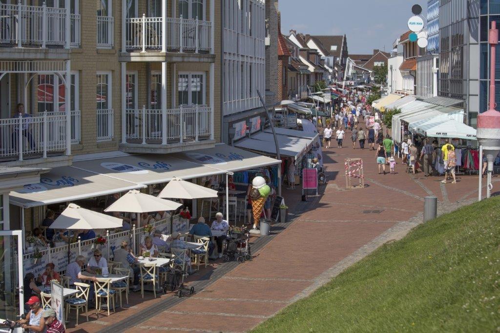 Ferienwohnung Amrumbank - 373 (Büsum). Fewo-3-Raum Nr. 373/013 (871673), Büsum, Dithmarschen, Schleswig-Holstein, Deutschland, Bild 4