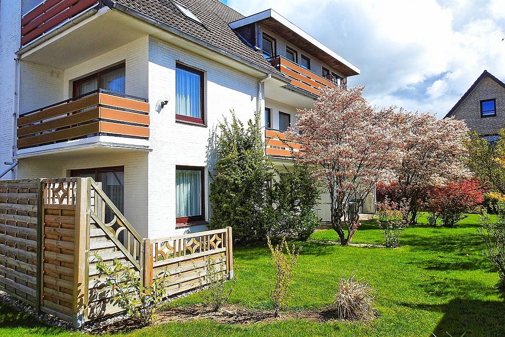 Haus Windrose - 397 (Büsum). Fewo-2-Raum 397/ Ferienwohnung an der Nordsee