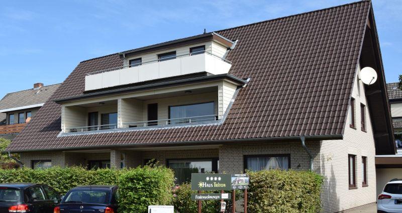 Haus Triton 419 Büsum Ferienwohnung 3 Raum Nr 419 104