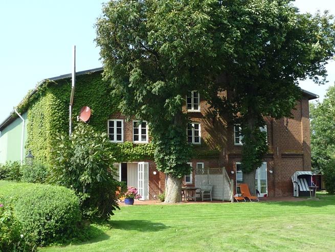 Haus Mühlenhof Hillgroven 3 Raum Ferienwohnung 2010005