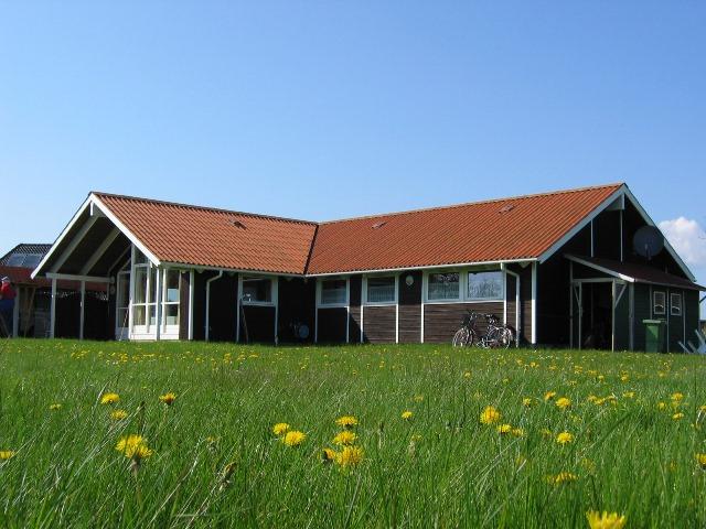 Haus Albertsen (Hellschen). 5-Raum-Ferienhaus 2045 Ferienhaus an der Nordsee