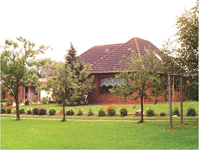 Haus Wrede Dingen 2 Raum Ferienwohnung 4515001