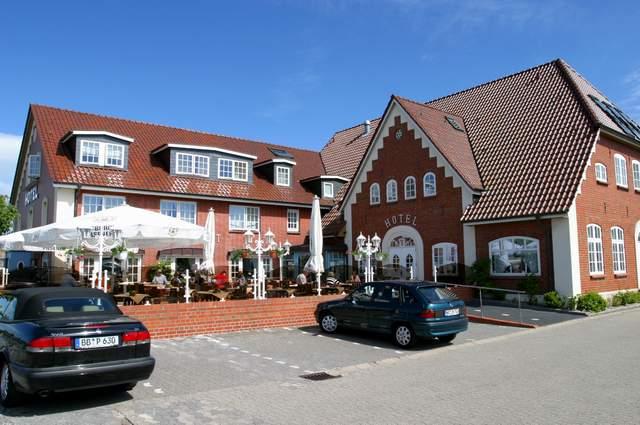 Hotel Neuwarft Dagebüll Doppelzimmer Standard