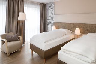 Zimmerbeispiel / Rechteinhaber: © Best Western Theodor Storm Hotel