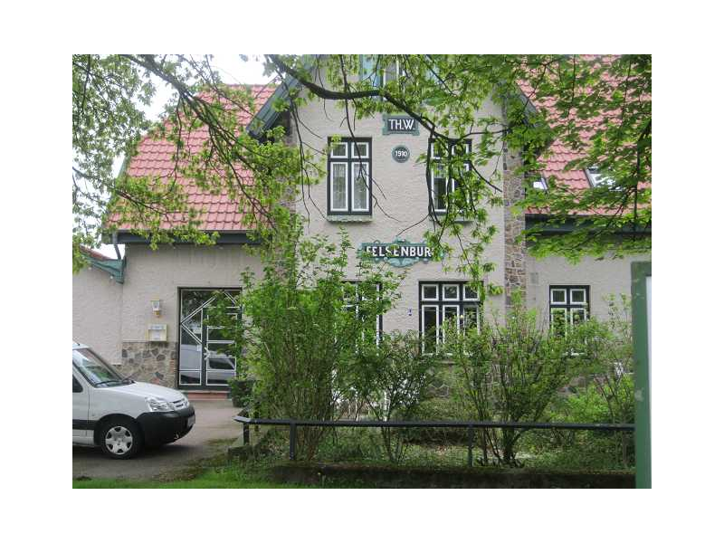 Gaststätte Felsenburg
