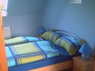 Schlafzimmer Ferienwohng. Dethlefsl
